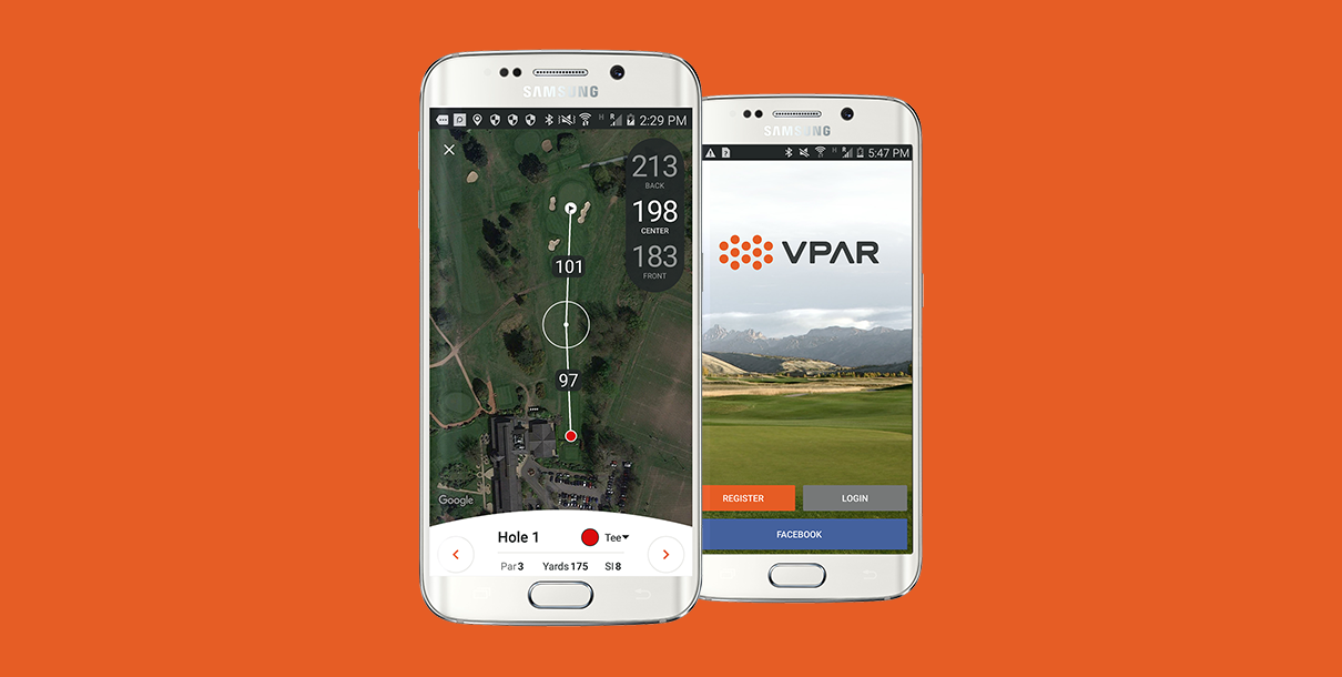 VPAR Android Header